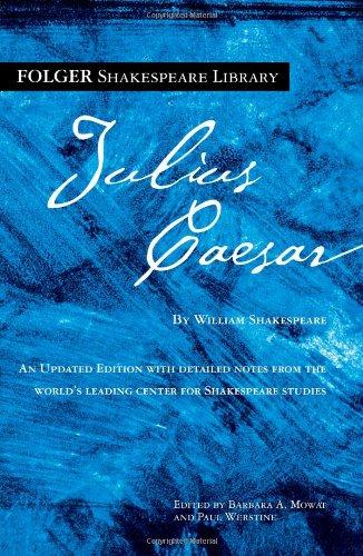 Julius Caesar  N/A edition cover