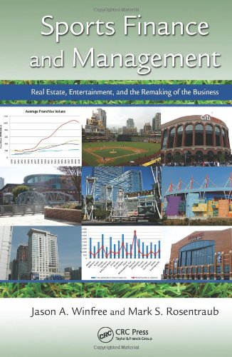 Sports Finance and Management   2011 edition cover
