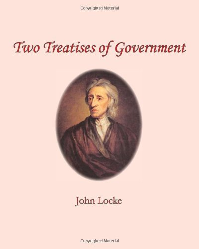 Two Treatises of Government  N/A edition cover