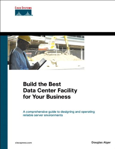 Build the Best Data Center Facility for Your Business   2005 edition cover