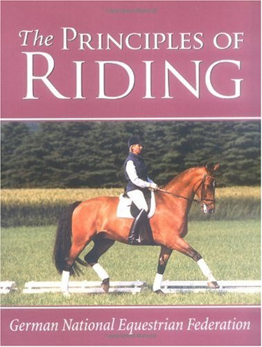 Principles of Riding   2003 edition cover