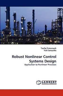 Robust Nonlinear Control Systems Design N/A 9783838346717 Front Cover