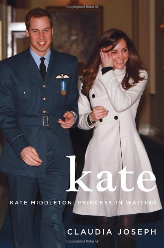 Kate Kate Middleton: Princess in Waiting N/A 9780061951718 Front Cover