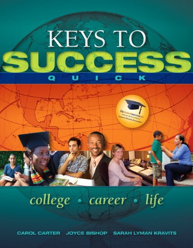 Keys to Success Quick   2012 edition cover