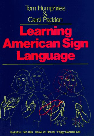 Learning American Sign Language  1st 1992 edition cover
