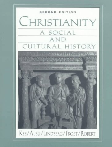 Christianity A Social and Cultural History 2nd 1998 edition cover