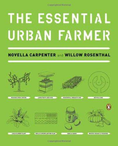 Essential Urban Farmer   2012 edition cover