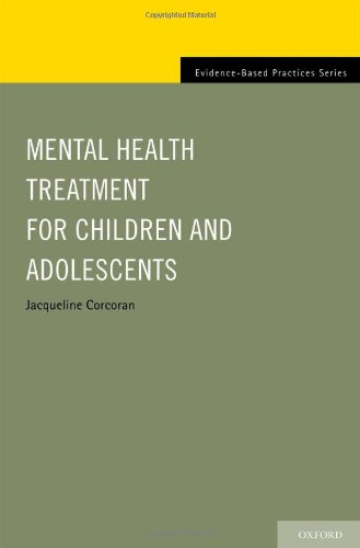 Mental Health Treatment for Children and Adolescents   2011 edition cover