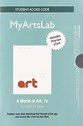 World of Art  7th 2013 edition cover