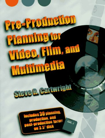 Pre-Production Planning for Video, Film, and Multimedia   1996 9780240802718 Front Cover