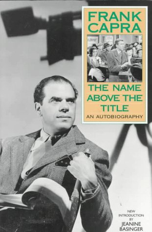 Name above the Title An Autobiography Reprint  edition cover
