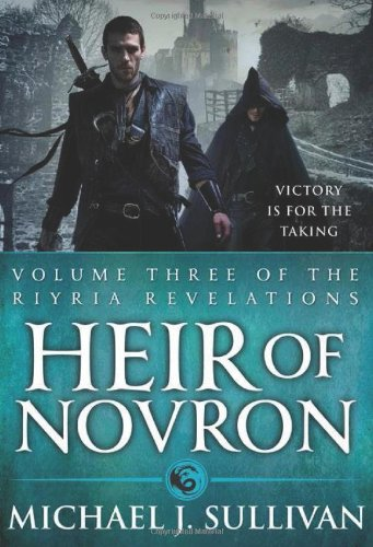 Heir of Novron   2012 edition cover