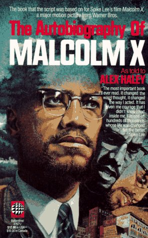 Autobiography of Malcolm X   1965 edition cover