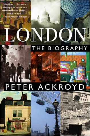 London A Biography Reprint  9780385497718 Front Cover