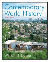Contemporary World History  5th 2010 edition cover