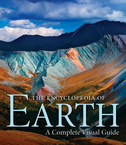 Encyclopedia of Earth A Complete Visual Guide  2008 edition cover