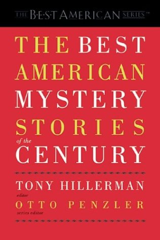 Best American Mystery Stories of the Century   2001 edition cover