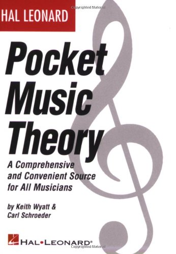 Pocket Music Theory A Comprehensive and Convenient Source for All Musicians N/A edition cover