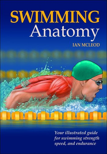 Swimming Anatomy   2010 edition cover