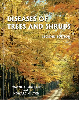 Diseases of Trees and Shrubs  2nd 2005 (Revised) edition cover