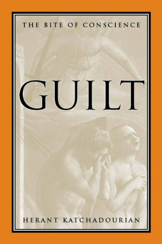 Guilt The Bite of Conscience  2009 9780804778718 Front Cover