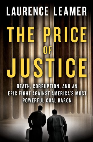 Price of Justice A True Story of Greed and Corruption  2013 edition cover