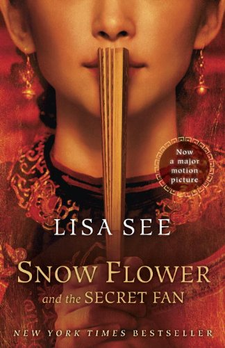 Snow Flower and the Secret Fan   2011 edition cover