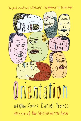 Orientation And Other Stories N/A edition cover