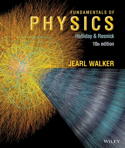 Fundamentals of Physics  10th 2014 9781118230718 Front Cover