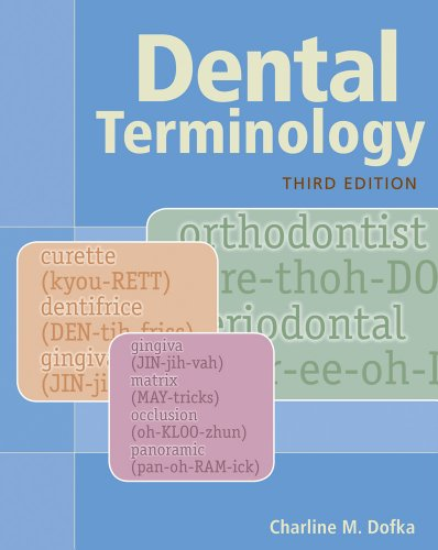 Dental Terminology  3rd 2013 9781133019718 Front Cover