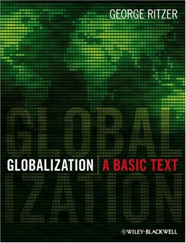 Globalization A Basic Text  2009 edition cover