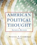 American Political Thought:   2014 edition cover