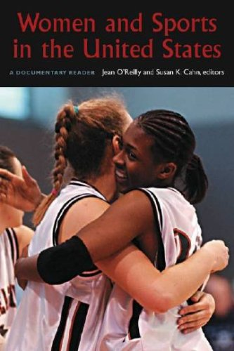Women and Sports in the United States A Documentary Reader  2007 edition cover