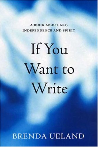 If You Want to Write A Book about Art, Independence and Spirit 2nd 2007 edition cover