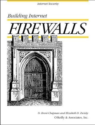 Building Internet Firewalls  2nd 2000 edition cover