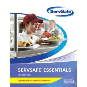 SERVSAFE ESSENTIALS W/EXAM ANS N/A edition cover
