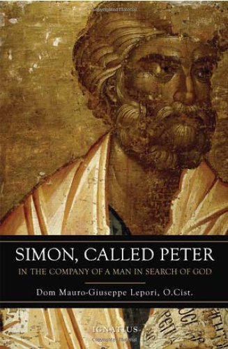 Simon Called Peter   2010 edition cover