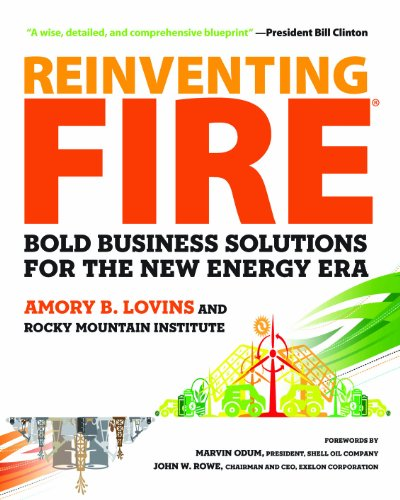 Reinventing Fire Bold Business Solutions for the New Energy Era  2011 edition cover