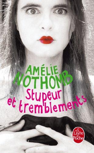 Stupeurs et Tremblements N/A edition cover
