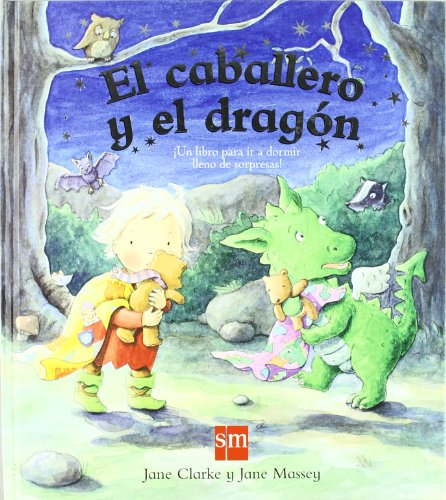 El caballero y el dragon/ The knight and the dragon:  2008 edition cover