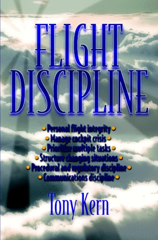 Flight Discipline   1998 edition cover