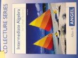 INTERMED.ALG.F/COLL..-CD LECTU 6th 2004 edition cover