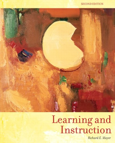 Learning and Instruction  2nd 2008 edition cover