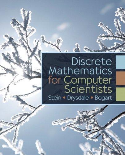 Discrete Mathematics for Computer Scientists   2011 edition cover