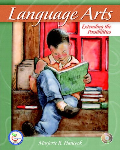 Language Arts Extending the Possibilities and Teacher Prep A/C Pkg  2007 edition cover