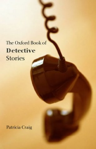 Oxford Book of Detective Stories   2002 edition cover