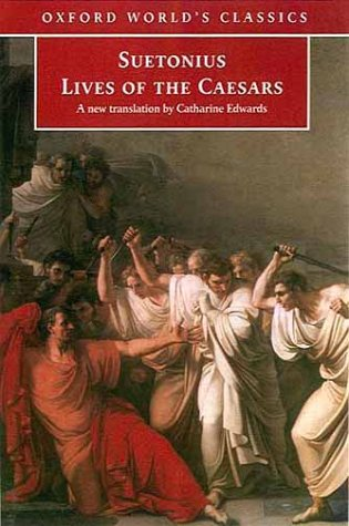 Lives of the Caesars   2000 edition cover