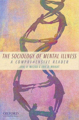 Sociology of Mental Illness A Comprehensive Reader  2010 edition cover
