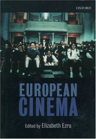 European Cinema  2nd 2003 (Revised) edition cover