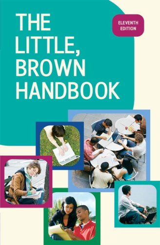 Little, Brown Handbook  11th 2010 edition cover
